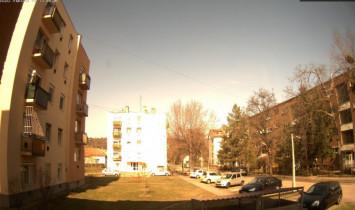 Náhledový obrázek webkamery Miskolc 2
