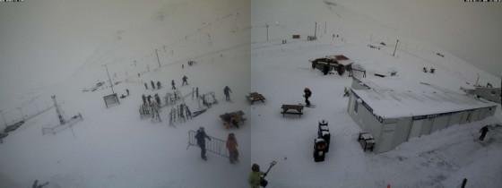 Náhledový obrázek webkamery Akureyri - Hlíðarfjall Ski Resort