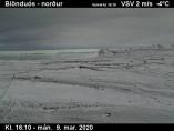 Náhledový obrázek webkamery Blönduós