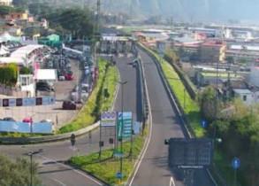 Náhledový obrázek webkamery Agnano - Traffic T04 - KM 007,7
