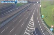 Náhledový obrázek webkamery Agrate Brianza - Traffic A04 - KM 144,4