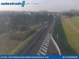 Náhledový obrázek webkamery Albignasego - Traffic A13 - KM 101