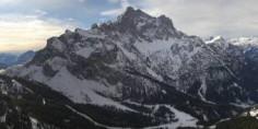 Náhledový obrázek webkamery Alleghe - Monte Fertazza (2083 m)
