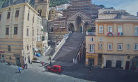 Náhledový obrázek webkamery Amalfi - Piazza Duomo