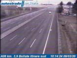 Náhledový obrázek webkamery Arese - Traffic A08 - KM 3,9