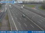 Náhledový obrázek webkamery Arese - Traffic A08 - KM 2,2