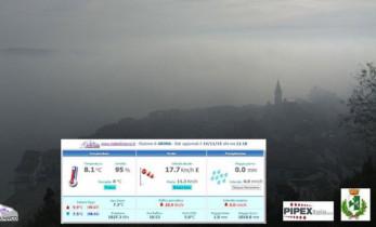 Náhledový obrázek webkamery Arona - jezero Maggiore