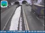 Náhledový obrázek webkamery Arvier - Traffic A5 - KM 117,0