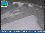Náhledový obrázek webkamery Avise - Traffic A5 - KM 120,1