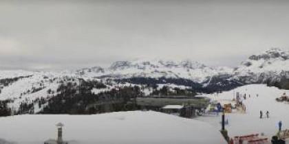 Náhledový obrázek webkamery Badia - Moritzino Club - Piz La Ila