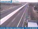 Náhledový obrázek webkamery Bitonto - A14 - KM 668,2