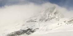 Náhledový obrázek webkamery Breuil-Cervinia - Matterhorn