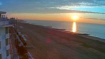 Náhledový obrázek webkamery Caorle - Pláž Ponente