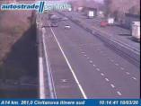 Náhledový obrázek webkamery Civitanova Marche - A14 - KM 261,0