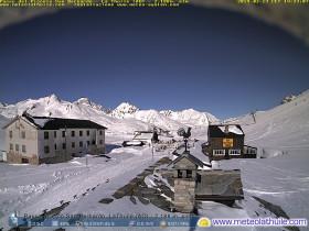 Náhledový obrázek webkamery Little St Bernard Pass