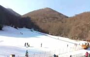 Náhledový obrázek webkamery Pescasseroli - Ski School