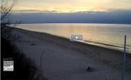 Náhledový obrázek webkamery Jurmala - Majori Beach