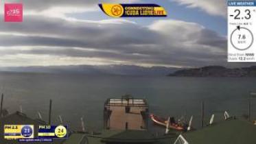 Náhledový obrázek webkamery Ohrid - Cuba Libre Beach