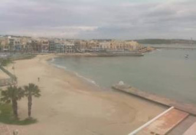 Náhledový obrázek webkamery Birżebbuġa - Pretty Bay