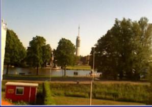 Náhledový obrázek webkamery Alphen aan den Rijn