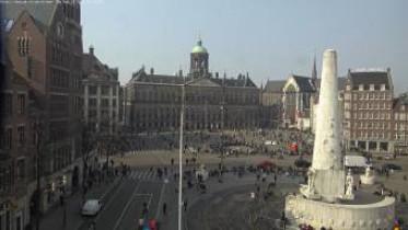 Náhledový obrázek webkamery Amsterdam