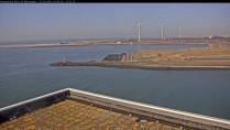 Náhledový obrázek webkamery Amsterdam - pohled na přístav