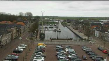 Náhledový obrázek webkamery Genemuiden