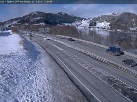 Náhledový obrázek webkamery Åsane - Traffic E39