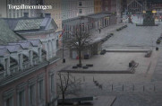 Náhledový obrázek webkamery Bergen - náměstí Torgallmenningen