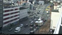 Náhledový obrázek webkamery Bergen - Danmarksplass