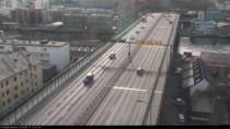Náhledový obrázek webkamery Bergen - Puddefjordsbroen