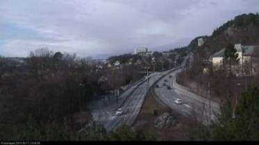 Náhledový obrázek webkamery Bergen - Åsaneveien