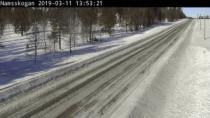 Náhledový obrázek webkamery Bjørhusdalen - Traffic E6