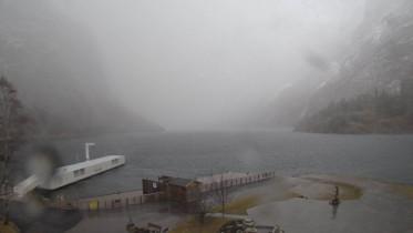 Náhledový obrázek webkamery Gudvangen - Nærøyfjord