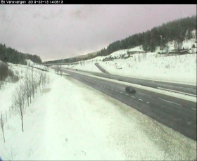 Náhledový obrázek webkamery Hestnes - E6