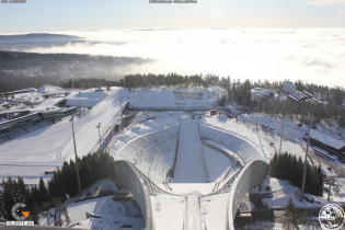 Náhledový obrázek webkamery Holmenkollen