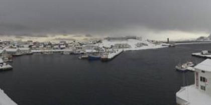 Náhledový obrázek webkamery Honningsvåg