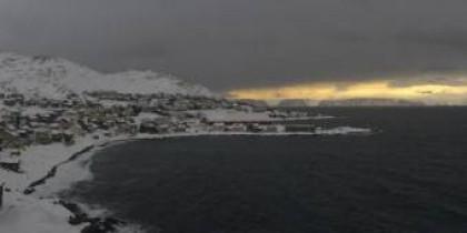 Náhledový obrázek webkamery Honningsvåg 3