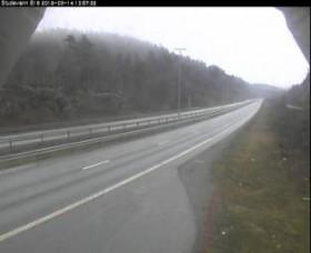 Náhledový obrázek webkamery Høvåg - E18