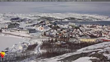 Náhledový obrázek webkamery Kirkenes