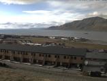 Náhledový obrázek webkamery Longyearbyen Špicberky