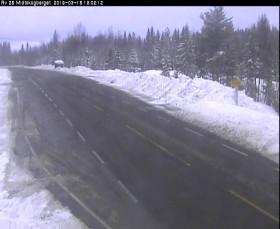 Náhledový obrázek webkamery Midskogberget - R25