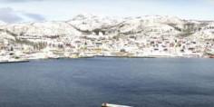 Náhledový obrázek webkamery Skjervøy