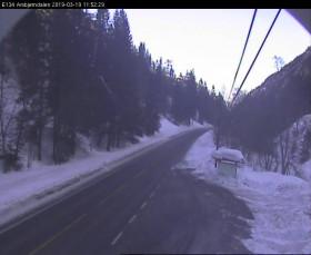 Náhledový obrázek webkamery Svartdal - E134