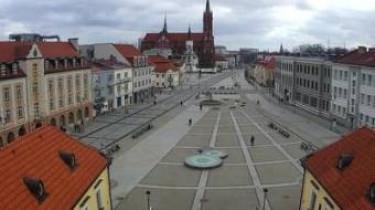 Náhledový obrázek webkamery Bialystok - Kosciuszko