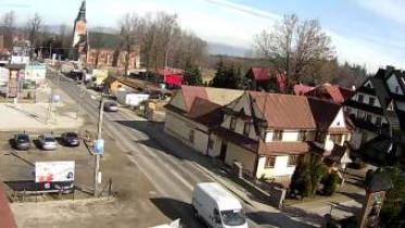 Náhledový obrázek webkamery Białka Tatrzańska