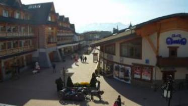 Náhledový obrázek webkamery Białka Tatrzańska 2