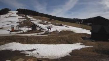 Náhledový obrázek webkamery Czarna Góra - Koziniec-Ski