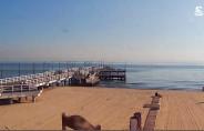 Náhledový obrázek webkamery Gdansk - pláž