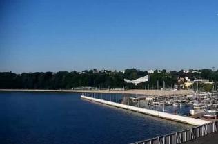 Náhledový obrázek webkamery Gdynia